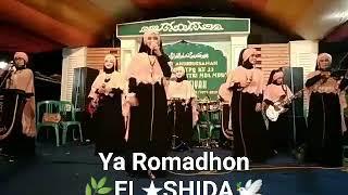 Download lagu YA ROMADHON/ ELSHIDA SEMARANG