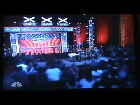 Incredible!!! Carlos Aponte from Puerto Rico on America's Got Talent  FULL VIDEO!!!