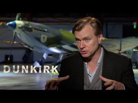DUNKIRK interviews - Christopher Nolan, Harry Styles, Fionn Whitehead, Rylance, Lowden, Keoghan