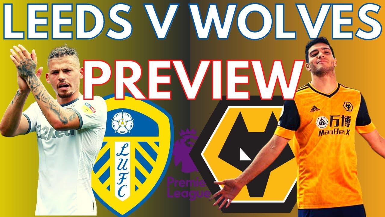 LEEDS vs WOLVES ⚽️ PREVIEW   Elland Road in Premier League - YouTube