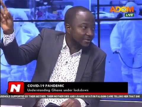 Exemption for media should be creative - Nnawotwe Yi on Adom TV (28-3-20)