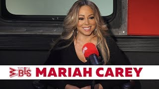 Mariah Carey Talks New Music, Rebirth of Glitter and Listening to WBLS Throughout The Years