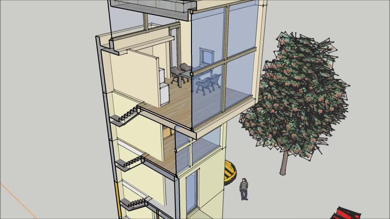 Building Plans For 4x4 : Tadao ando house youtube