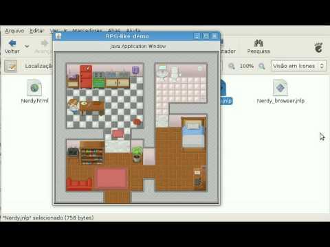 JavaFX, how to create a rpg like game – silveira neto