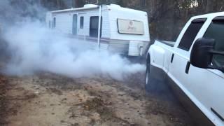 7.3 Powerstroke smoke