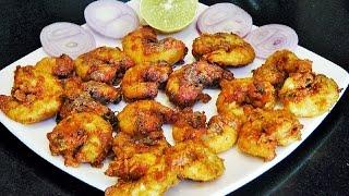 कुरकुरीत कोळंबी  | Kurkurit Kolambi | Crispy Prawns Fry | Spicy Kolambi Fry | madhurasrecipe