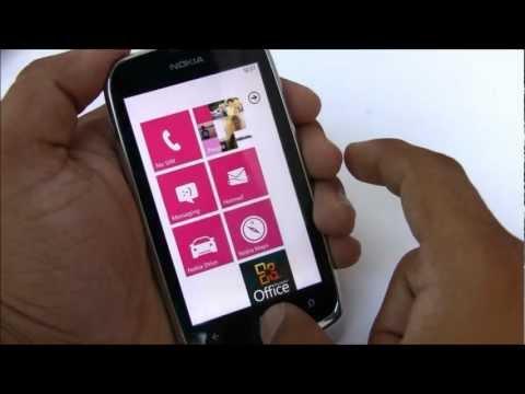 Nokia Lumia 610 - Interface and Camera
