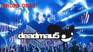 deadmau5 ultra music festival 2016 drops only
