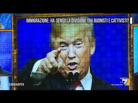 La gabbia - Open (Puntata 29/03/2017)