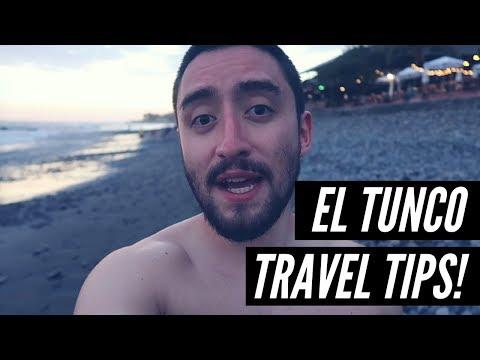 Travel Guide for El Tunco, El Salvador