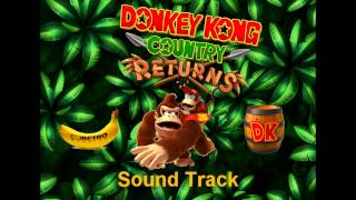 [Music] Donkey Kong Country Returns - Rare Orb Temple