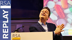 Uncovering the Real Causes of Depression | Johann Hari | RSA Replay