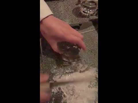 カクテル氷 ダイヤモンドカット
