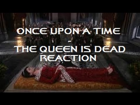 ONCE UPON A TIME - 2X15 THE QUEEN IS DEAD REACTION