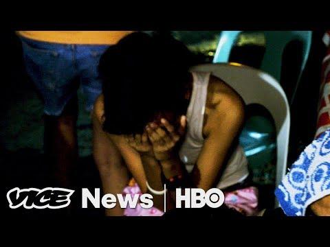 Philippines Drug War: Duterte's Death Squads