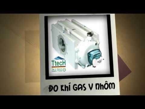 Thiết Bị đo Lưu Lượng Khí Gas- TTech
