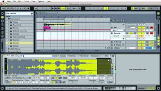 #12 Vocal Stutter Effect in Sampler :: Ableton Live