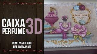 Caixa Perfume by Livia Fiorelli
