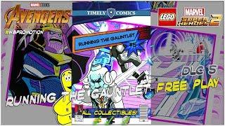 Lego Marvel Superheroes 2: Running The Gauntlet (Infinity War) DLC FREE PLAY - HTG