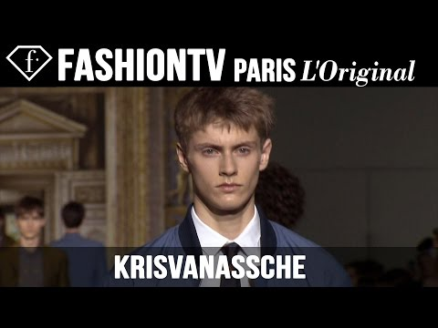 Krisvanassche Men: Designer's Inspiration | Paris Men's Fashion Week Fall/Winter 2014-15 | FashionTV