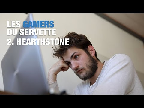 Les gamers du Servette: Hearthstone