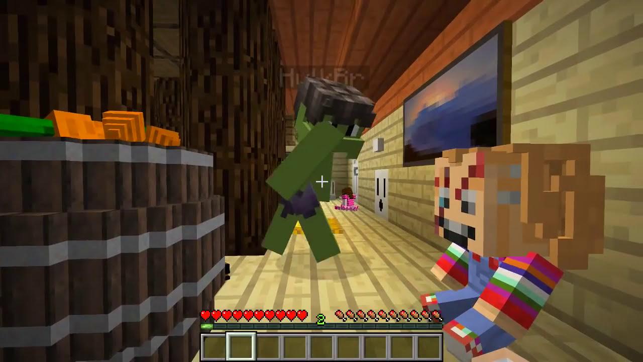 Jack Boneco Assassino Cool minecraft - who's your daddy?! ‹ chucky o boneco assassino