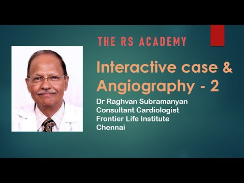RS Academy   Interactive Cases and Angios PART 2 7th July 20