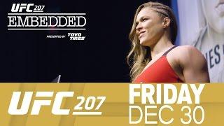 UFC 207 Embedded: Vlog Series - Episode 6
