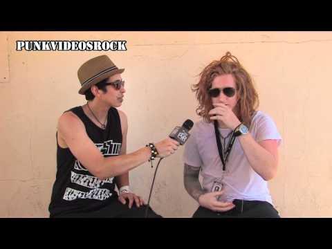 We The Kings interview w/ Robert Herrera