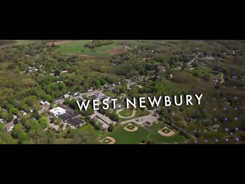 Luxury Real Estate: West Newbury, Massachusetts Aerial Video