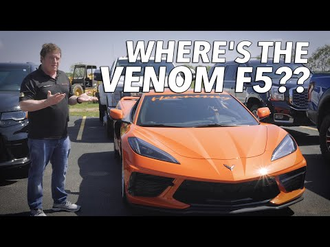 Venom F5 Production Facility Tour with John Hennessey