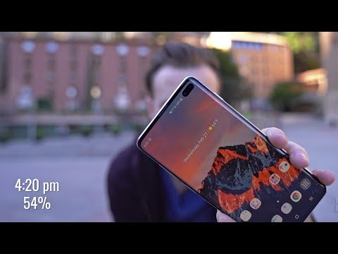 Samsung Galaxy S10 Plus Real-World Battery Test