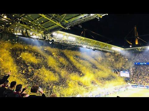 Confetti Choreo BVB - Barca