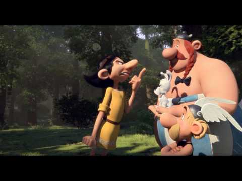 Asterix: The Mansions of the Gods OFFICIAL UK TRAILER