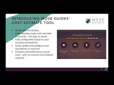 Better Cost Estimates with MOVE Guides