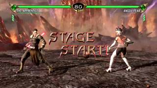 SoulCalibur IV (Xbox 360) Story as The Apprentice