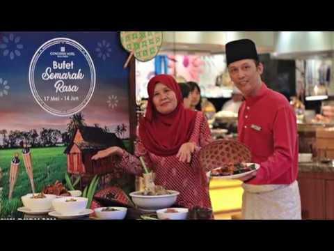"""Bufet Ramadan 2018 """"Semarak Rasa"""" Melting Pot Cafe Hotel Concorde Kuala Lumpur"""