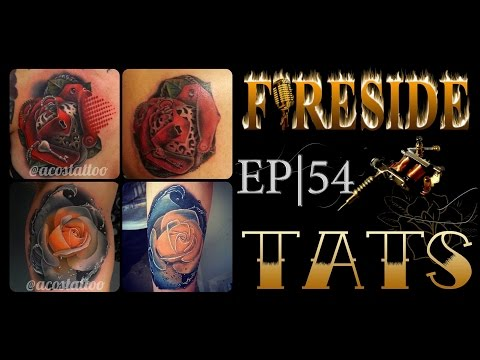 Custom Tattoo Design Thieves | EP 54