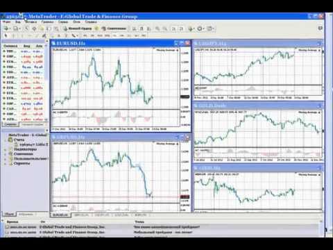 Автоматическая торговля на форекс Установка и настройка советника Gepard 3 2 1