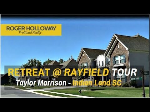 Retreat at Rayfield New Homes for Sale in Indian Land SC