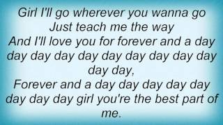Lionel Richie - Forever And A Day Lyrics