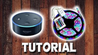 How To Control Any LED Strip With Alexa