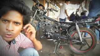 comment faire pour l'entretien de moto -honda cb briller 2017 - Balle Singh Boisar