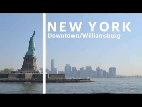 Things to do in... Downtown & Brooklyn, New York | Travel Vlog | thirtysomethingsdo