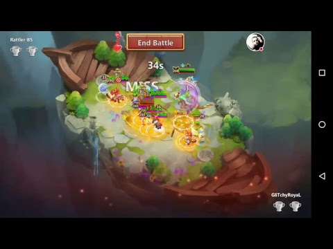 Guild War runs , mino tactic