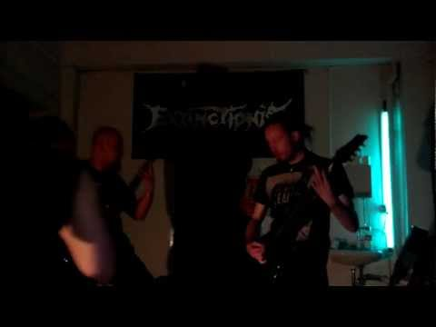 Extinctionist - New Breed (NEW SONG - rehearsal)