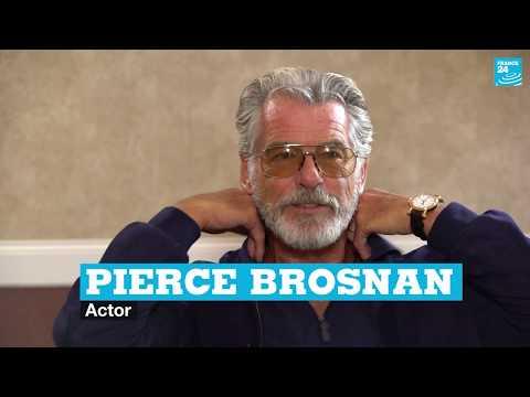 Depardieu, Truffaut, Tati... Pierce Brosnan on French cinema thumbnail
