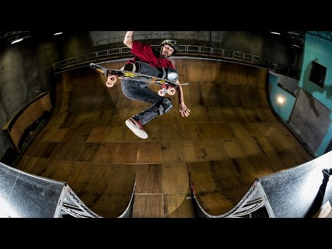"Bucky Lasek's ""Buck-It List"" Part"