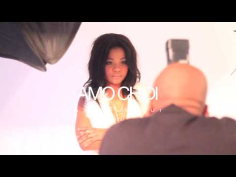 Aaron & Hur Photoshoot with Amo Chidi (BTS)