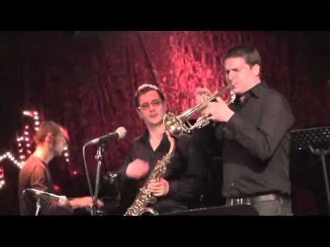 Paulo Pereira Quintett - Right said Eddy - Birdland Hamburg